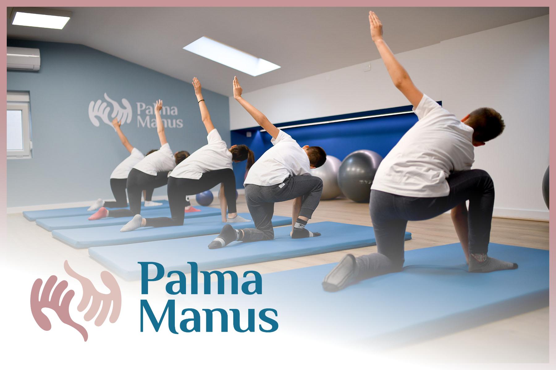 Palma Manus | Specijalizirane terapijske vježbe